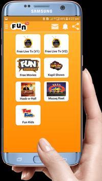 Fun Tv App poster
