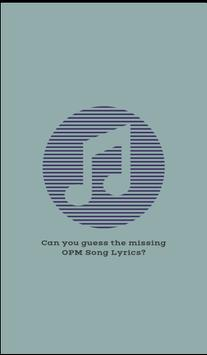 Missing OPM Lyrics Quiz screenshot 4