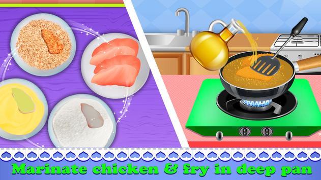 Cooking Chicken Parmesan screenshot 4