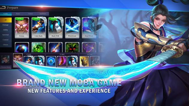 Legend of Ace imagem de tela 1