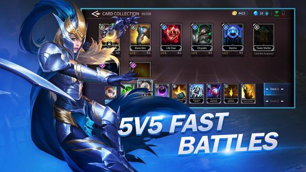 Legend of Ace screenshot 2