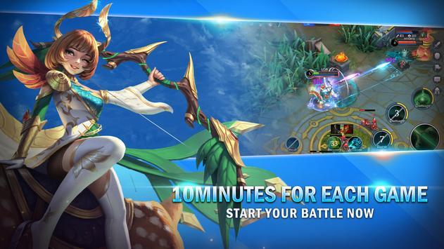 Legend of Ace imagem de tela 2
