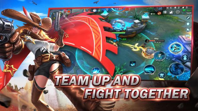 Legend of Ace screenshot 3