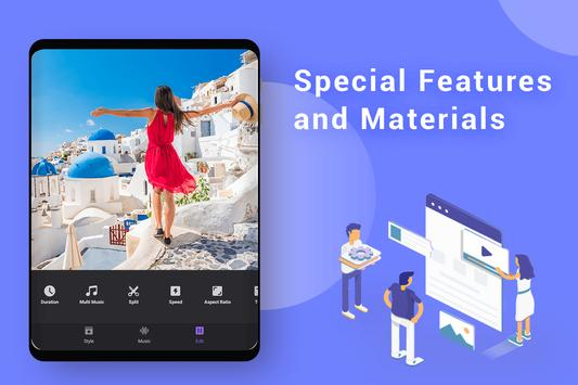 Video Maker of Photos with Music & Video Editor screenshot 8