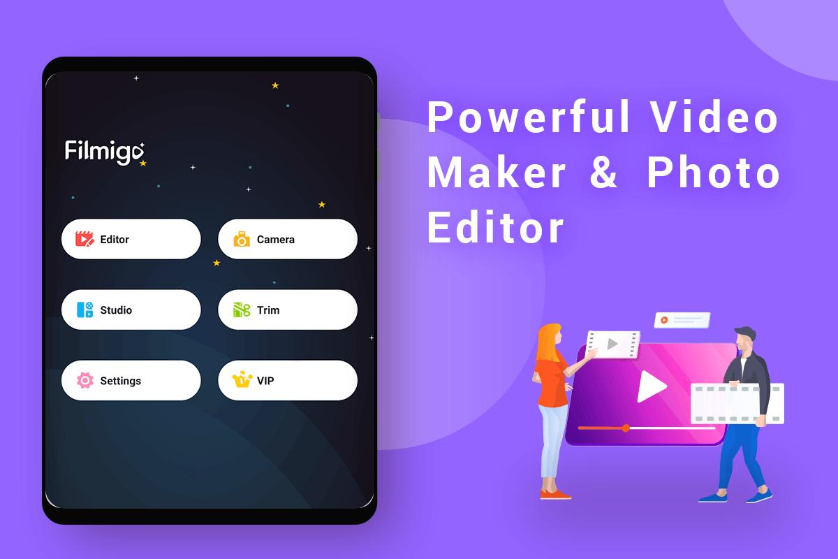 Video Maker of Photos with Music & Video Editor for Android