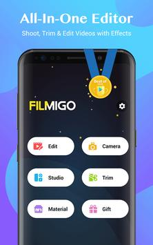 Video Maker of Photos with Music & Video Editor poster