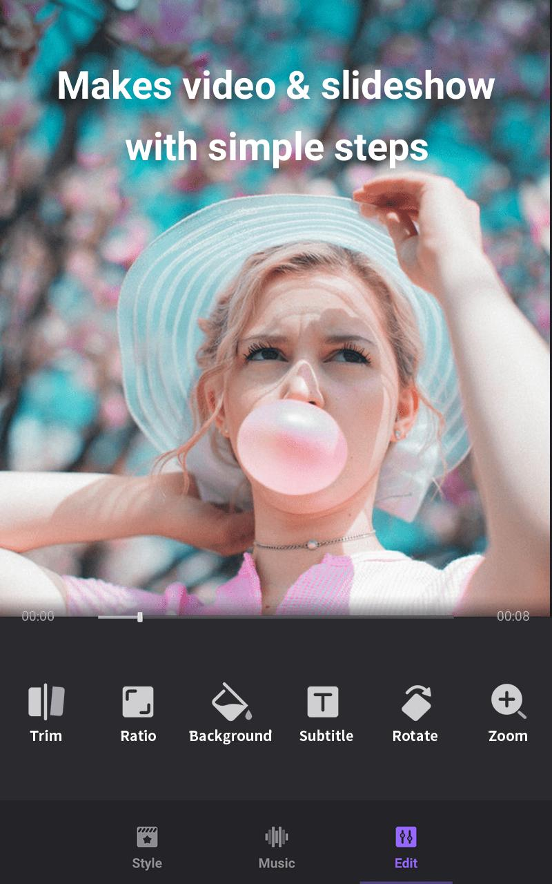 Video Maker Of Photos With Music Video Editor For Android Apk