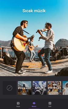 Fotoğraf ve Müziklerle Hazırlayıcı, Video Editörü Ekran Görüntüsü 4