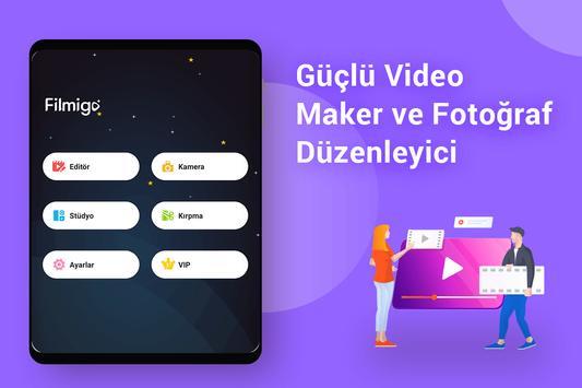 Fotoğraf ve Müziklerle Hazırlayıcı, Video Editörü Ekran Görüntüsü 9