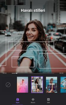 Fotoğraf ve Müziklerle Hazırlayıcı, Video Editörü Ekran Görüntüsü 1