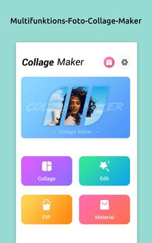 Photo Collage Maker & All-In-One Editor Plakat