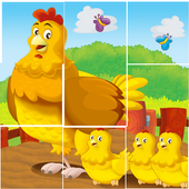 Animals Tile Puzzle  ♥ icon
