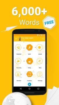 Learn Arabic - 6000 Words - FunEasyLearn poster