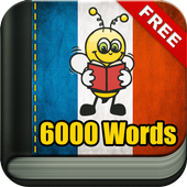 Learn French - 6000 Words - FunEasyLearn icon