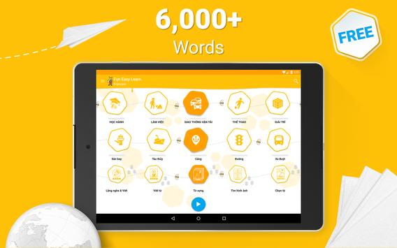 Learn French - 6000 Words - FunEasyLearn screenshot 8