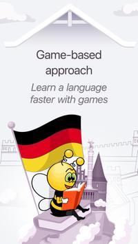 Learn German - 15,000 Words poster