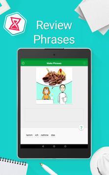 Learn German - 5000 Phrases screenshot 21