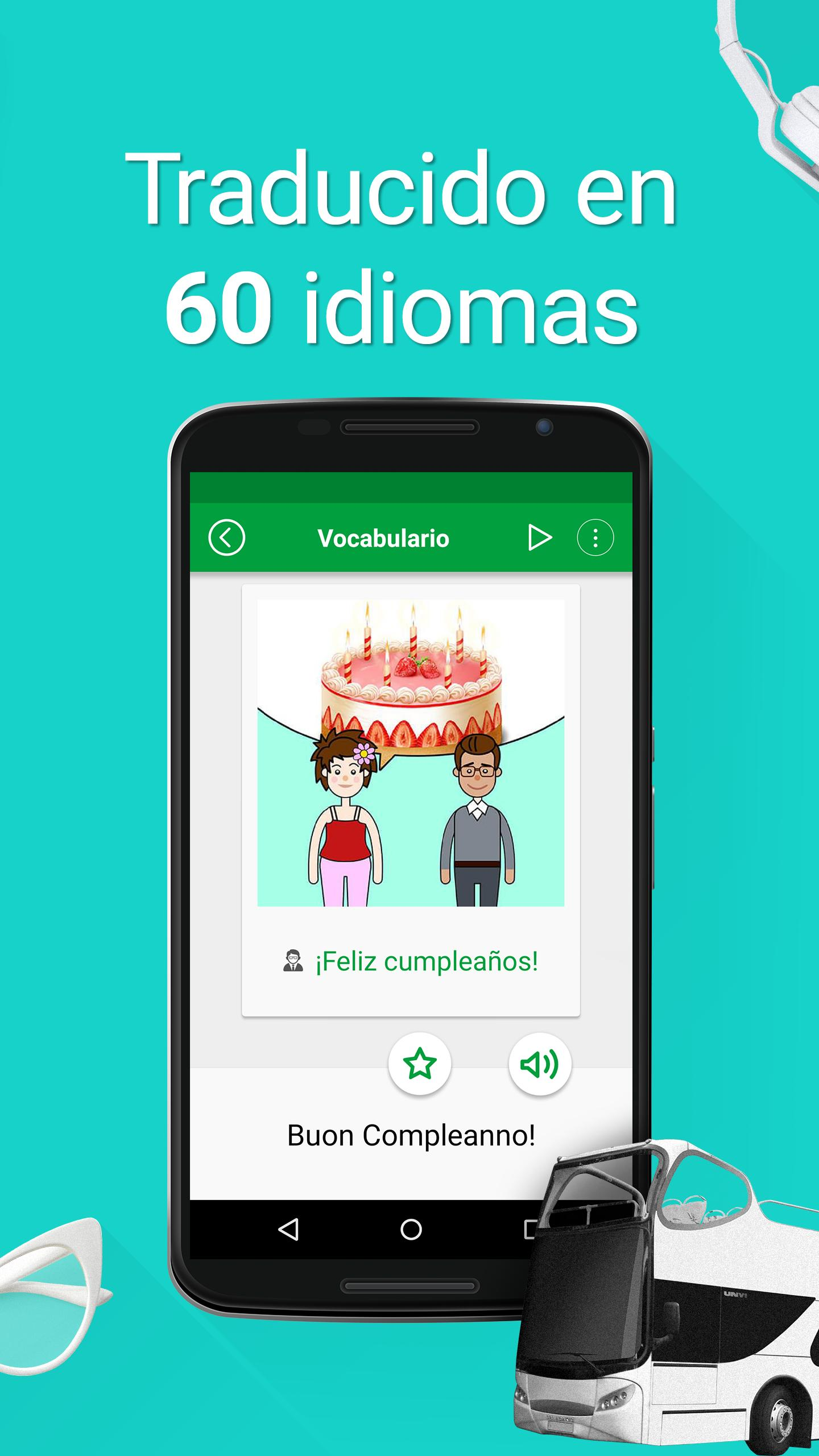 Hable Italiano 5000 Frases Expresiones For Android Apk