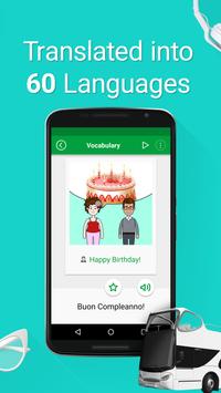 Learn Italian - 5000 Phrases screenshot 1