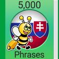 Speak Slovak - 5000 Phrases & Sentences