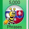 學習斯洛伐克語 - 5000短語 圖標