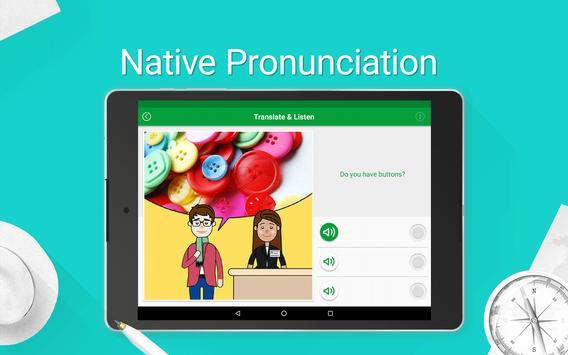 Learn Spanish - 5000 Phrases screenshot 14