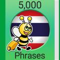 Speak Thai - 5000 Phrases & Sentences