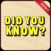1000+ Cool fun facts icon