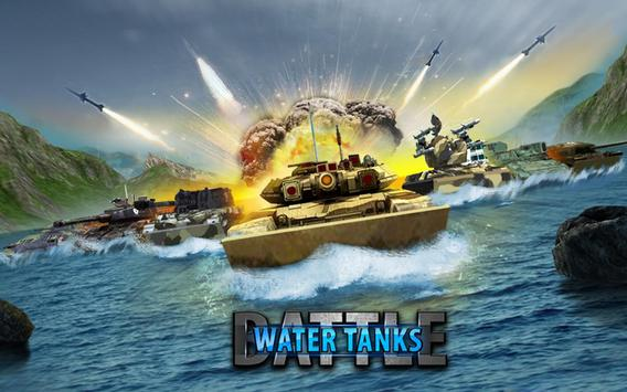 Army Tank Battle War On Water : Armoured Vehicle for Android