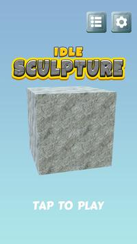 Idle Sculpture poster