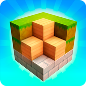 Block Craft 3D ícone