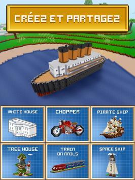 Block Craft 3D capture d'écran 9