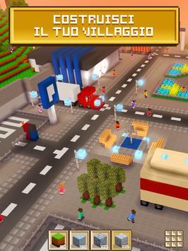 10 Schermata Block Craft 3D