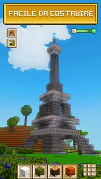 1 Schermata Block Craft 3D