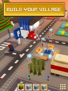 ブロック・クラフト 無料街づくりシミュレーションゲーム スクリーンショット 10