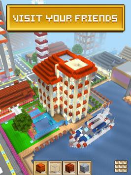 ブロック・クラフト 無料街づくりシミュレーションゲーム スクリーンショット 2