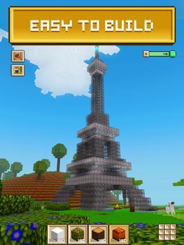 ブロック・クラフト 無料街づくりシミュレーションゲーム スクリーンショット 7