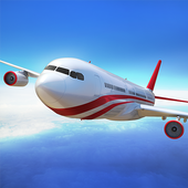 Flight Pilot Simulator 3D Free 1.3.6 APK MOD