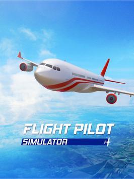 Flight Pilot تصوير الشاشة 10