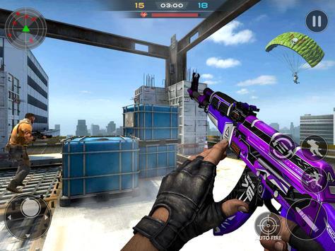 FPS Commando Shooter 3D - Free Shooting Games screenshot 16