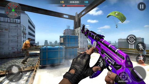 FPS Commando Shooter 3D - Free Shooting Games screenshot 4