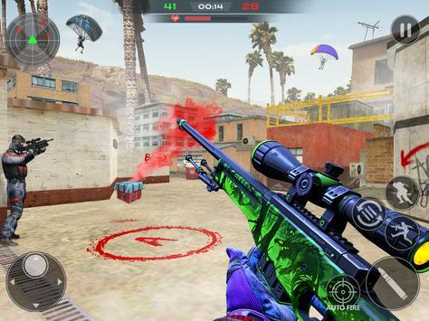 FPS Commando Shooter 3D - Free Shooting Games screenshot 9