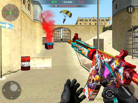 FPS Commando Shooter 3D - Free Shooting Games screenshot 7