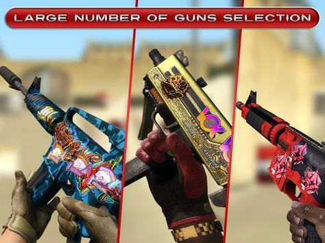 FPS Commando Shooter 3D - Free Shooting Games screenshot 11