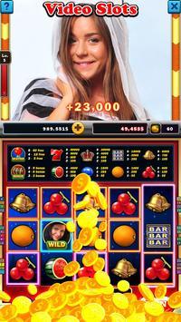 Hot Model Casino Slots : Sexy Slot Machine Casino screenshot 11