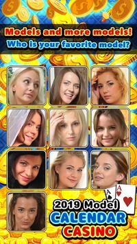 Hot Model Casino Slots : Sexy Slot Machine Casino screenshot 1