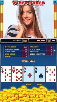 Hot Model Casino Slots : Sexy Slot Machine Casino screenshot 20