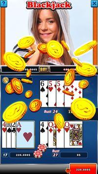 Hot Model Casino Slots : Sexy Slot Machine Casino screenshot 21