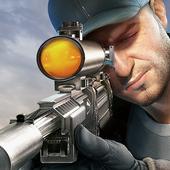 Sniper 3D ícone