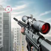 Sniper 3D Zeichen